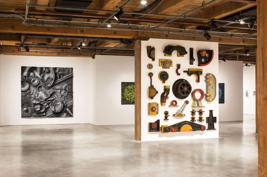 William Monaghan's work at the Contemporary Arts Center in New Orleans