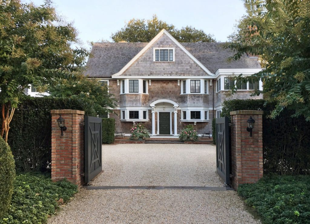 FormArch New York architecture and design firm East Hampton House Long Island Hamptons exterior