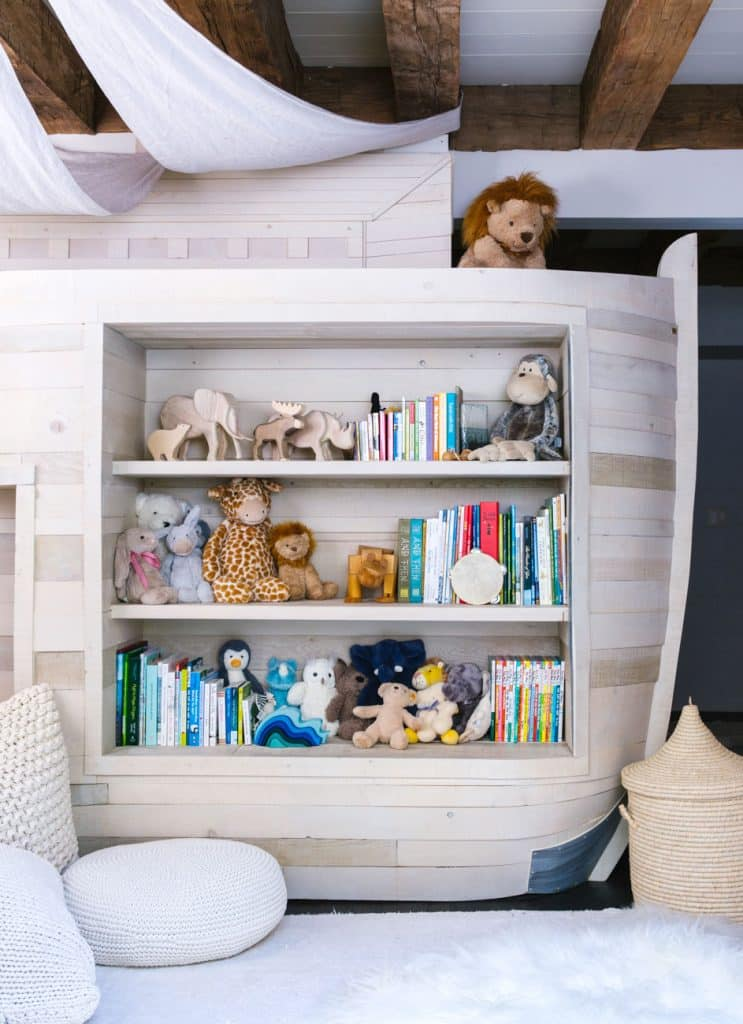nursery by Hammer and Spear