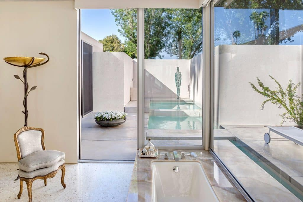 FormArch New York architecture and design firm Palm Springs William. F. Cody bathroom