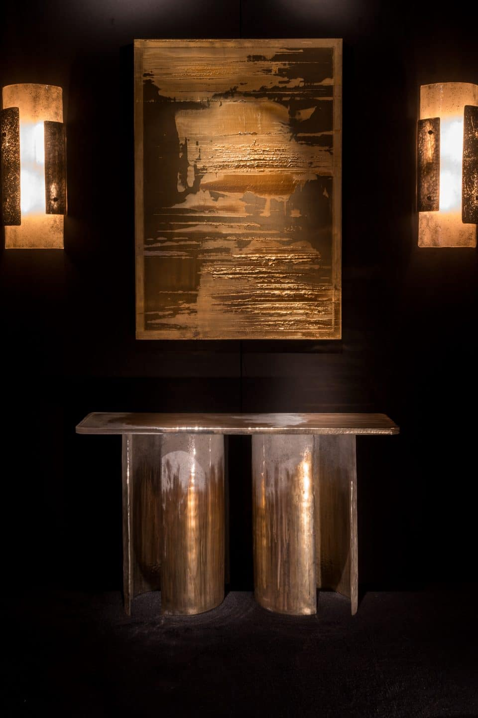 London Contemporary Design Connoisseur Charles Burnand Collaborates with Top Designers on Their Dream Creations