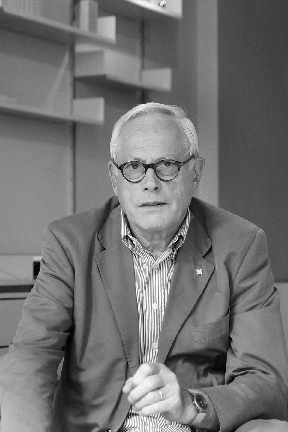 Industrial Design Giant Dieter Rams' Uneasy Relationship with the Technology He Helped Create