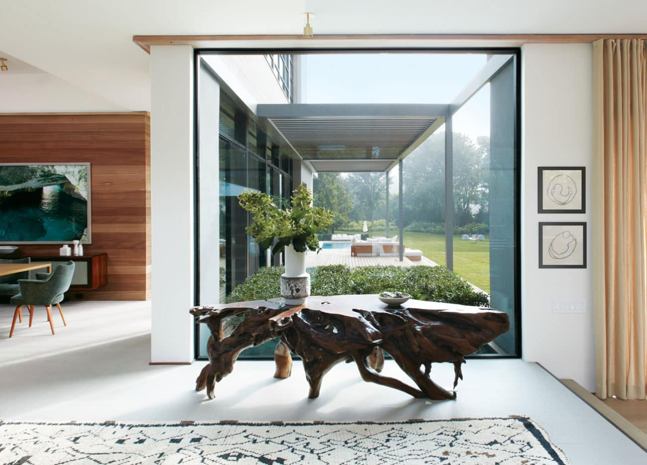 FormArch New York architecture and design firm Amagansett House Long Island Hamptons