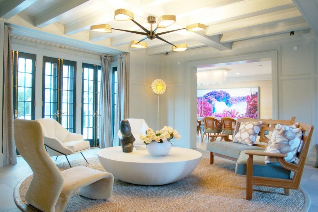 FormArch New York architecture and design firm East Hampton Long Island Hamptons lobby