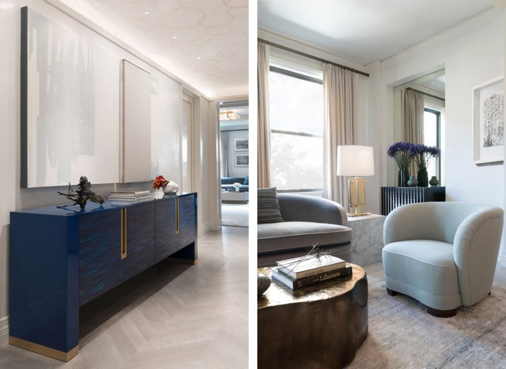 New York apartment by Clive Lonstein
