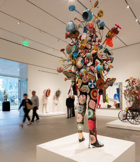 "The exhibition ""Going Public"" at the Norton Museum of Art"