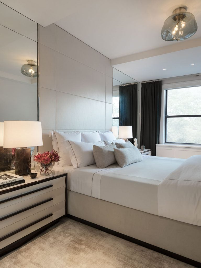 master bedroom by Clive Lonstein