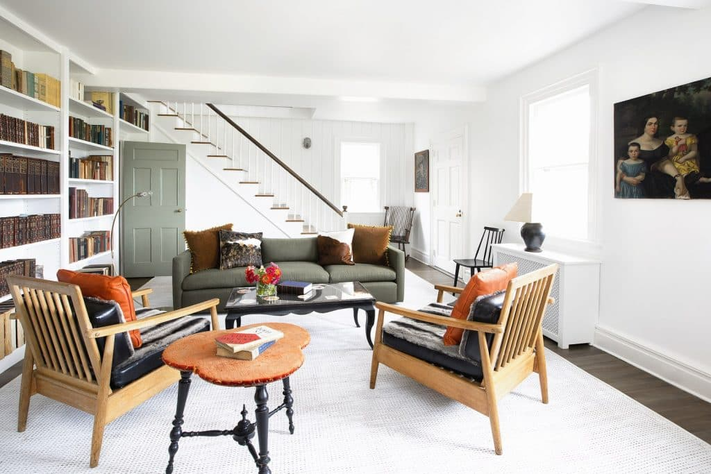 Cornwall, Connecticut home by Fawn Galli