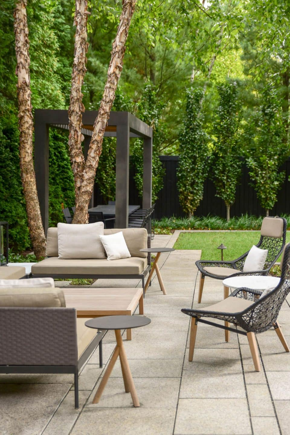 Designers of the Best Contemporary Outdoor Furniture Think Outside the Box