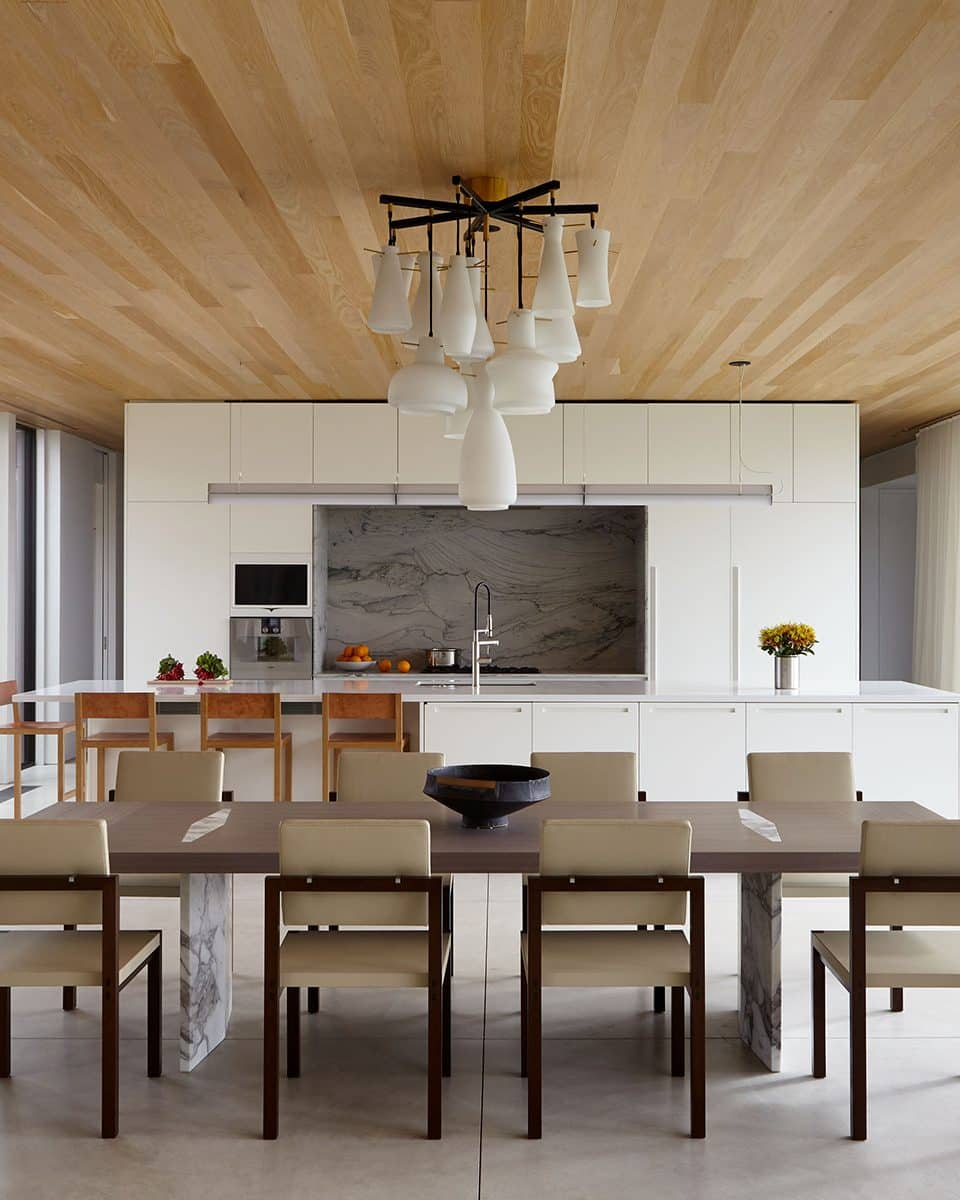 How a Modernist Hamptons Home on the Water Became the Ideal Weekend Refuge