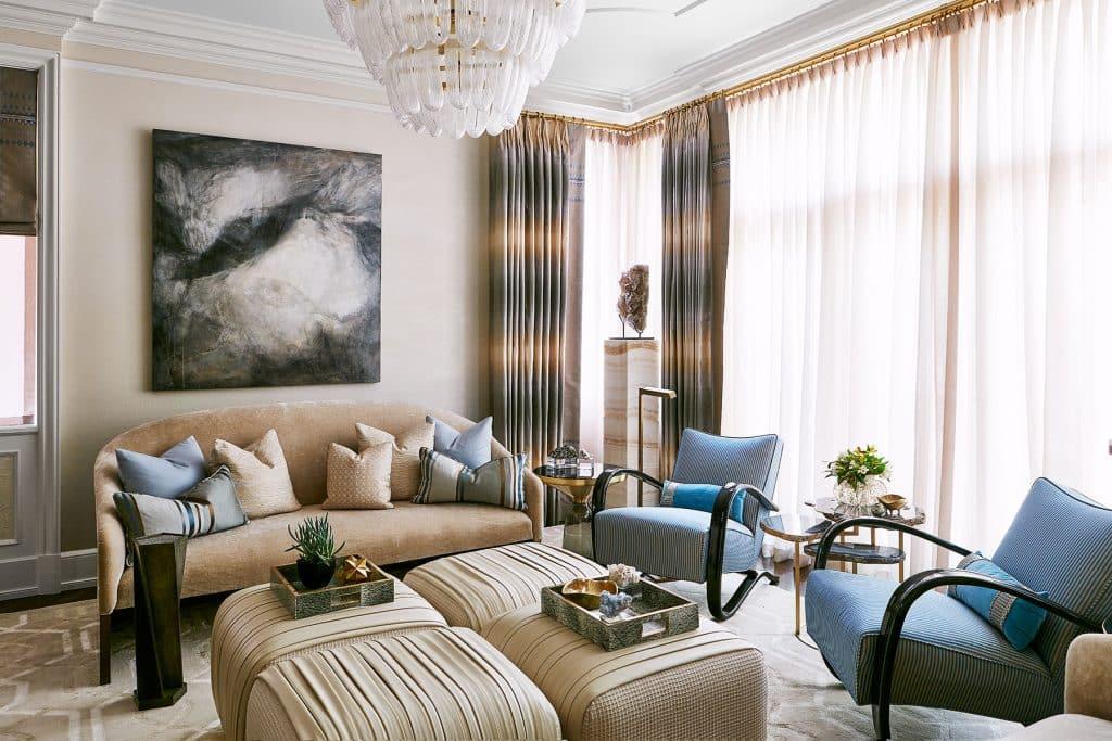 JDK Interiors Living Room