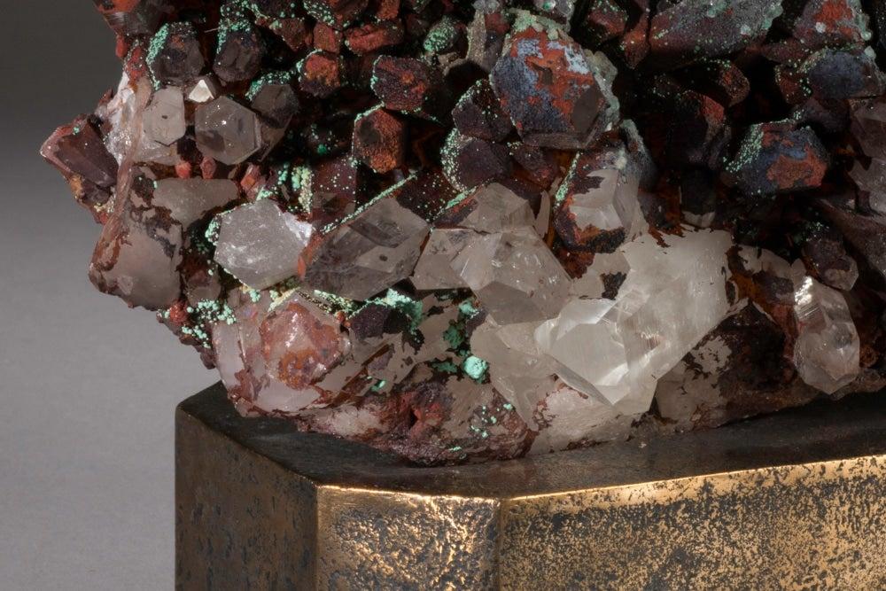Moroccan Quartz Bronze