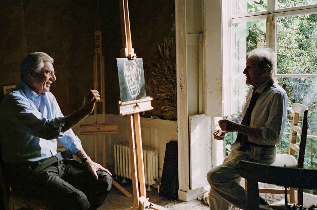 Lucian Freud: Monumental Acquavella Galleries Bill Acquavella The New Yorker