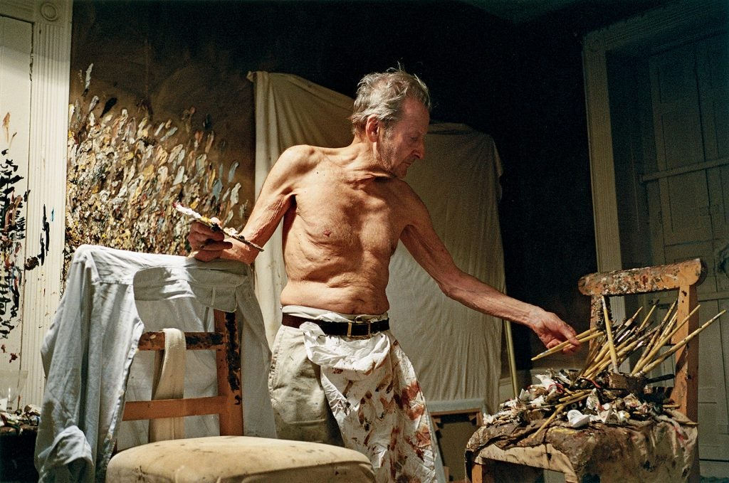 Lucian Freud: Monumental Acquavella Galleries