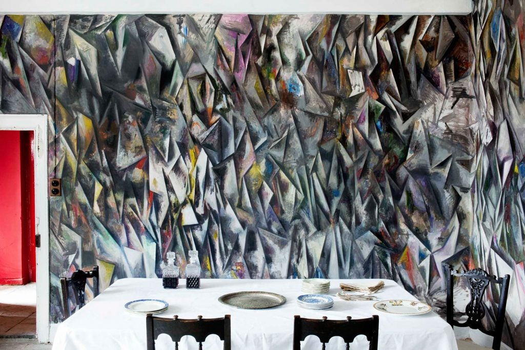 Luis Laplace Durslade Farmhouse hotel Somerset England dining room