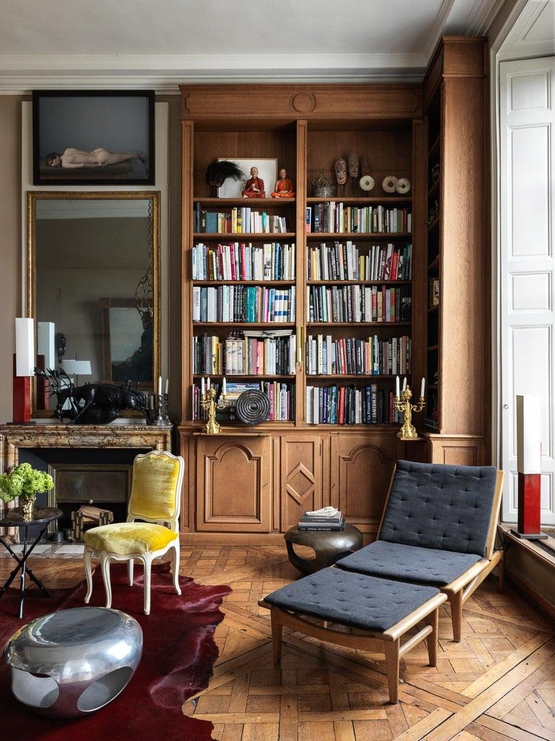 Step Inside Hervé Van der Straeten's Jewel-Box Apartment on the Île Saint-Louis