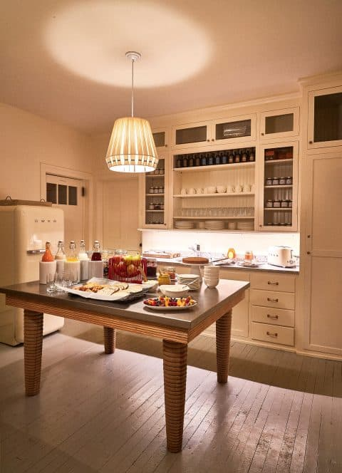 The pantry at Troutbeck
