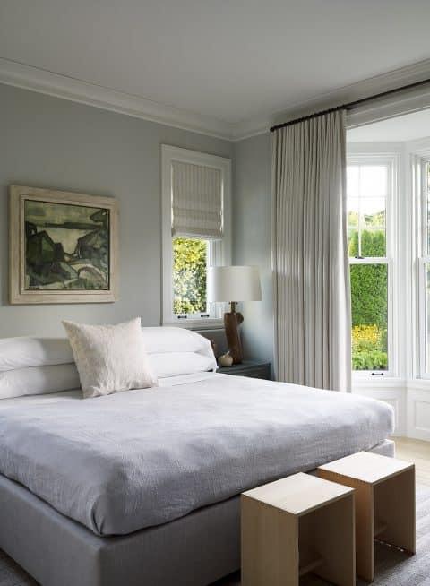 Sawyer Berson Interiors Master Bedroom