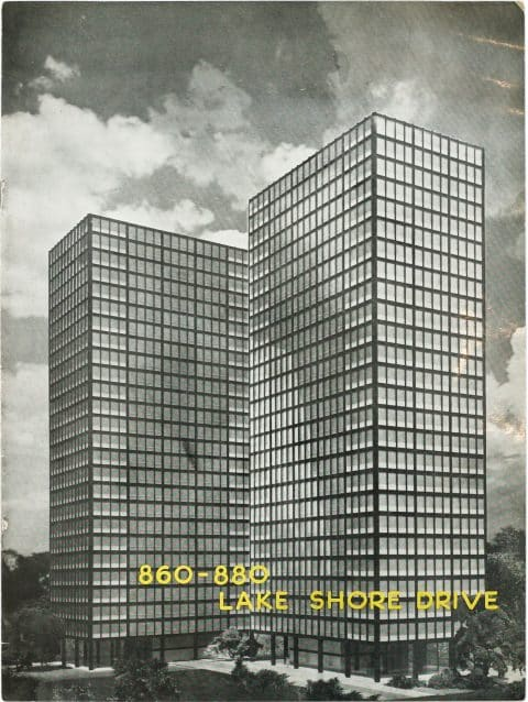 How Chicago Mies Van Der Rohes Adopted Home Remembers The
