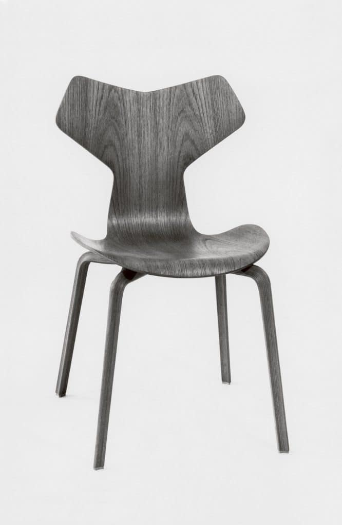 Arne Jacobsen's Grand Prix chair