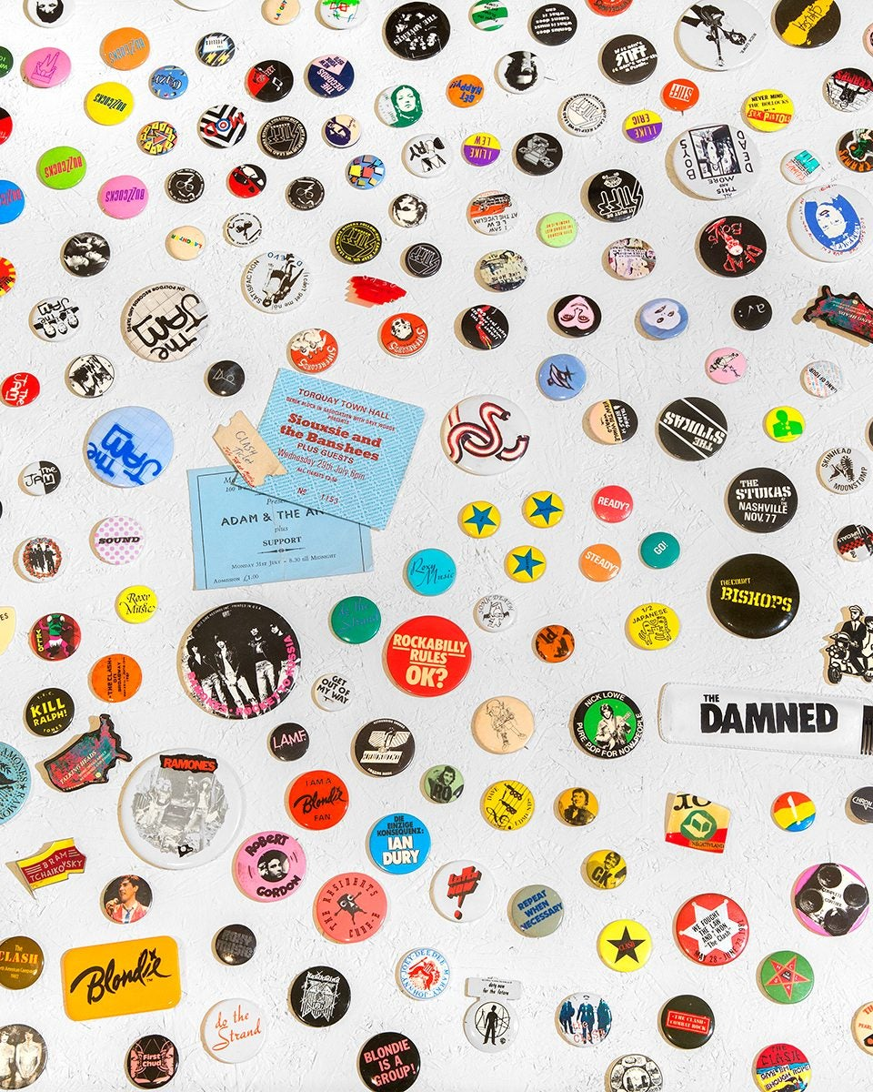 How Design Defined the Punk Movement as Much as Its Music