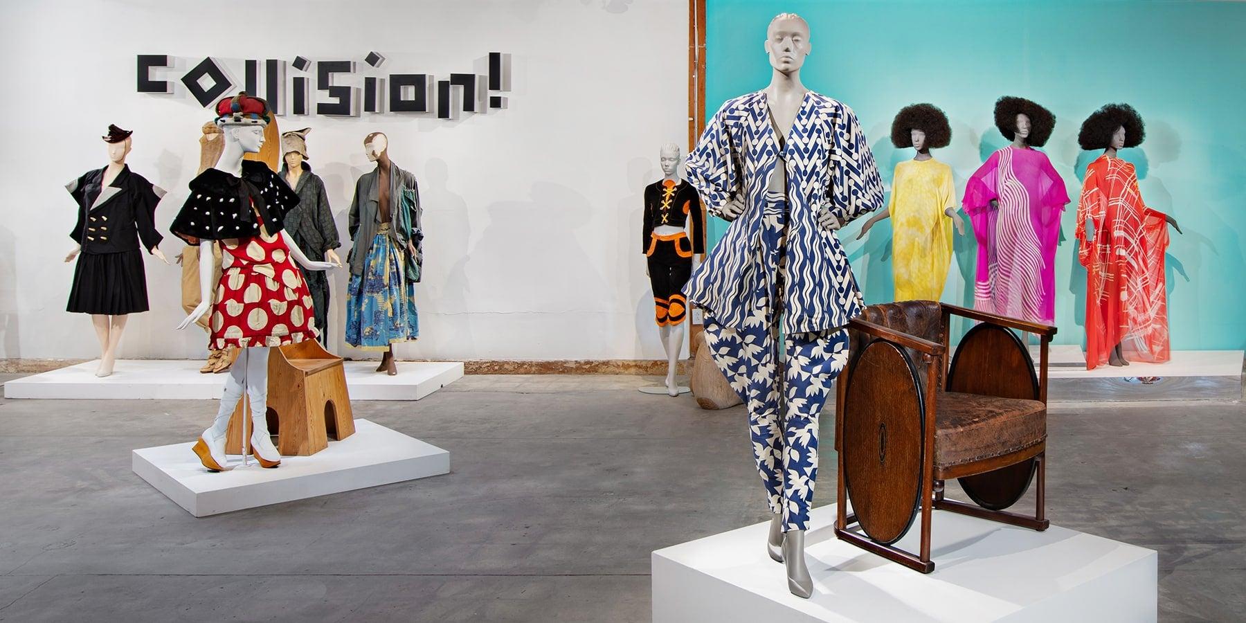 JF Chenu0027s U0027Collisionu0027 Combines High Fashion And Haute Furniture