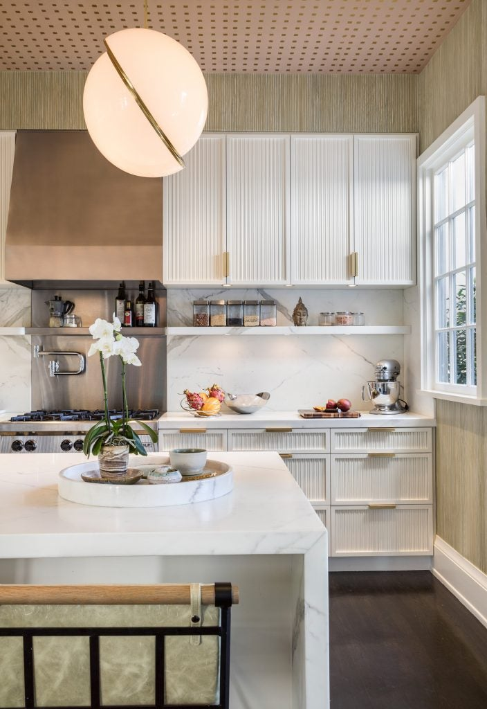 Interior designer Drew McGukin San Francisco kitchen