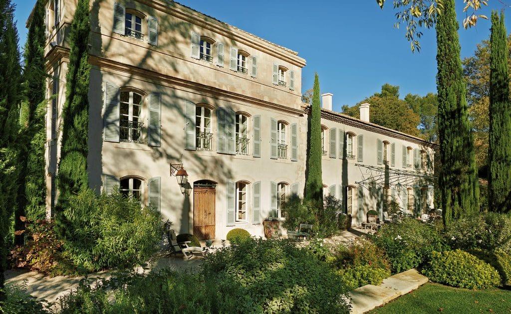 Bunny Williams Love Affairs with Houses Abrams Provence France farmhouse
