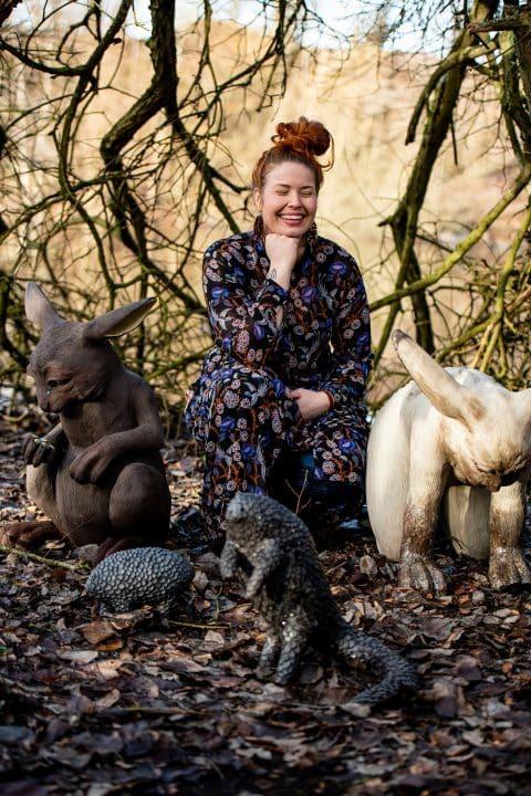 Swedish artist Margit Brundin