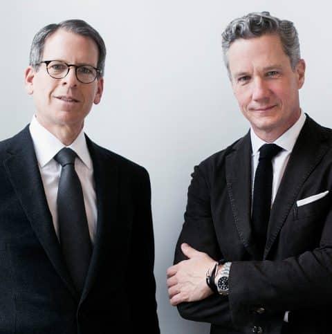 John Berson and Brian Sawyer Portrait