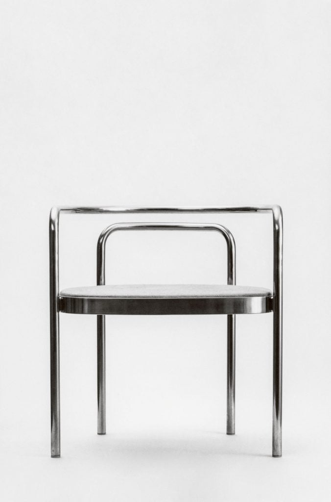 Poul Kjærholm's PK12 chair, 1962
