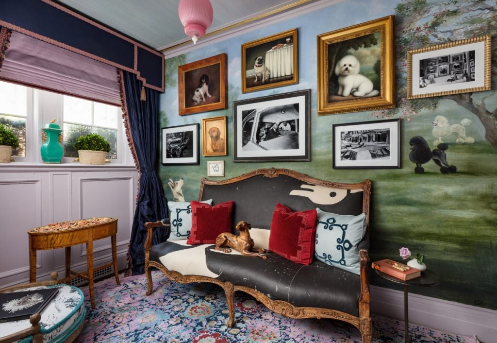 Kips Bay Decorator Show House 2019 New York City Sheila Bridges