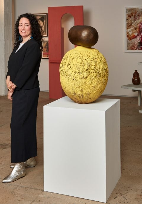Lora Appleton at the 1stdibs Gallery