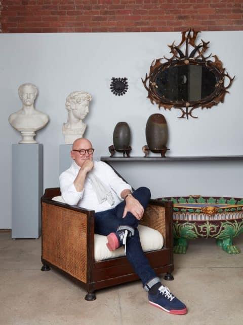 1stdibs Gallery Chelsea Christie's Juan Montoya portrait