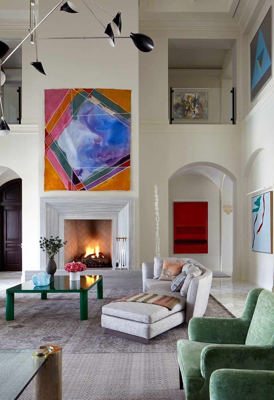 How Designer Elena Frampton Is 'Battling the Boring' in the Hamptons