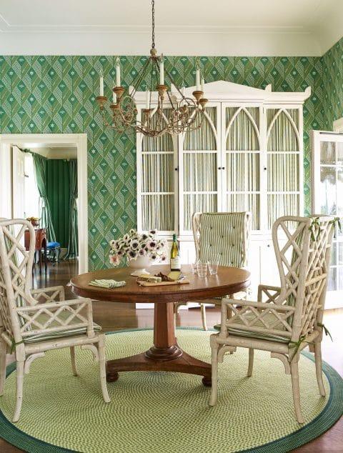 Bill Brockschmidt and Courtney Coleman Brockschmidt & Coleman Lake Wales Florida breakfast room