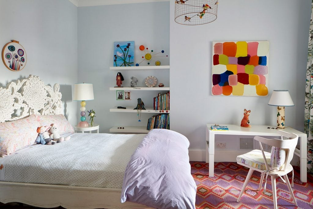 Fawn Galli Interiors Child's Bedroom