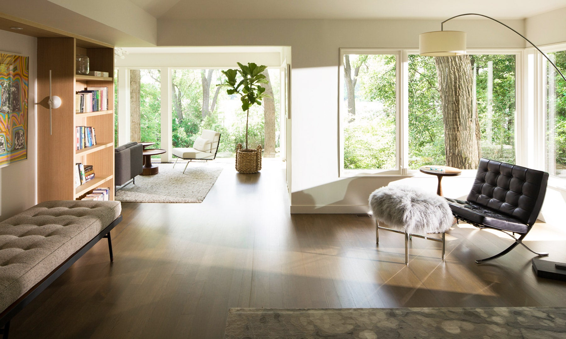 Minneapolis Living Room Designed by MDD