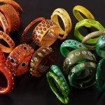 Mark Davis Is Bringing Bakelite Jewelry Back in Fashion