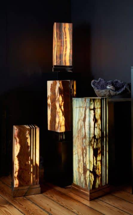 Studio Greytak's Bold Pieces Make Gems the Centerpiece of a Room