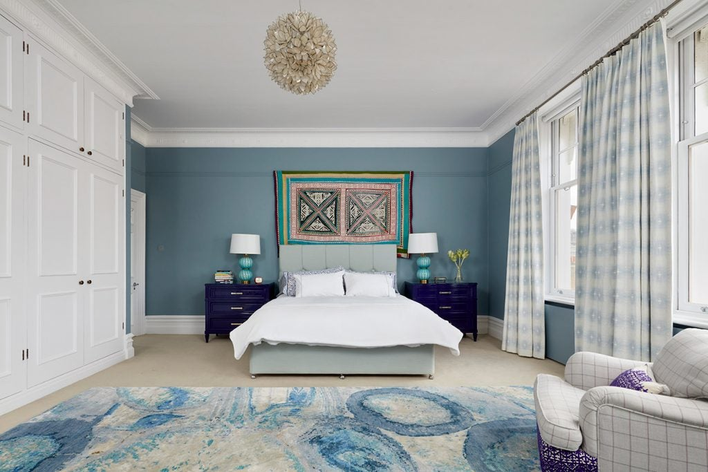 Fawn Galli Interiors Master Bedroom