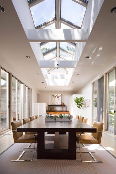 MDD Designed Minneapolis Dining Room with Custom Dining Table