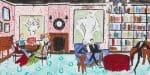 High-Society Hijinks Fill the Imagination of Illustrator Tug Rice
