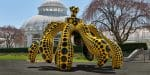 From Yayoi Kusama's New Show to Your Veggie Garden, Outdoor Sculpture Wows