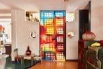 Ruth Lande Shuman's Manhattan Apartment Is a Happy Rainbow — Thanks to Gaetano Pesce